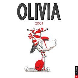 The 2004 Olivia Calendar