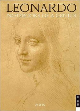 2005 Leonardo da Vinci Engagement Calendar