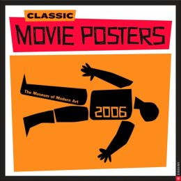 2006 Classic Movie Posters Wall Calendar