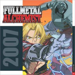 2007 Full Metal Alchemist (Universe) Wall Calendar