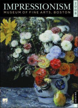 2008 Impressionism Engagement Calendar