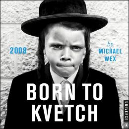 2008 Born to Kvetch Box Calendar