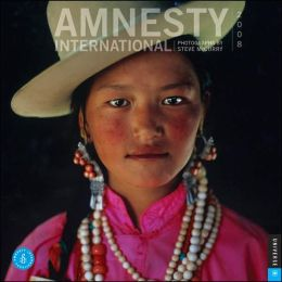 2008 Amnesty International Wall Calendar