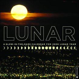 2008 Lunar Wall Calendar