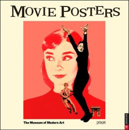 2008 Movie Posters Wall Calendar