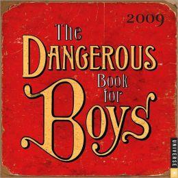 2009 Dangerous Book for Boys Box Calendar