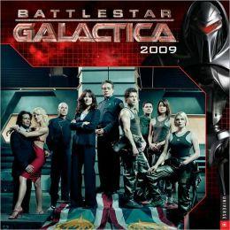 2009 Battlestar Galactica Wall Calendar