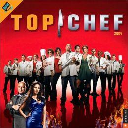 2009 Top Chef Wall Calendar
