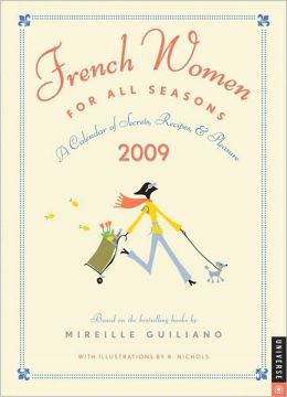 2009 French Women for All Seasons Engagement Calendar