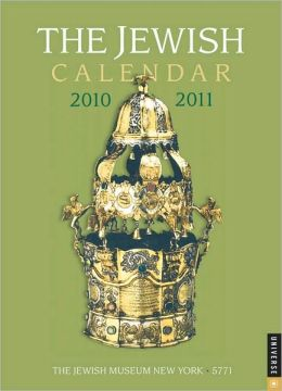2011 Jewish Year Engagement Calendar