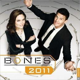 2011 Bones Wall Calendar