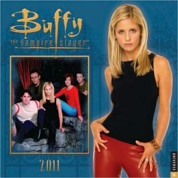 2011 Buffy the Vampire Slayer Wall Calendar