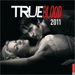 2011 True Blood Wall Calendar