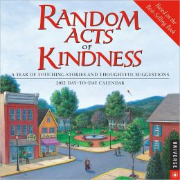 2012 Random Acts of Kindness Box Calendar