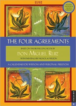 2012 Four Agreements, The Engagement Calendar