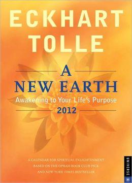 2012 New Earth, A Engagement Calendar