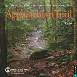 2012 Appalacian Trail, The Wall Calendar