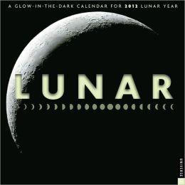 2012 Lunar Wall Calendar