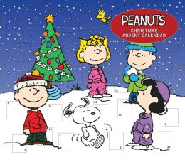 2014 Peanuts Christmas Advent Calendar