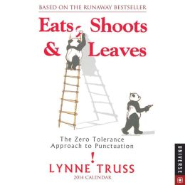 2014 Eats, Shoots & Leaves Day-to-Day Calendar