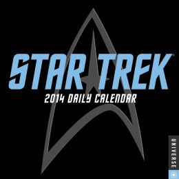 2014 Star Trek Daily Calendar