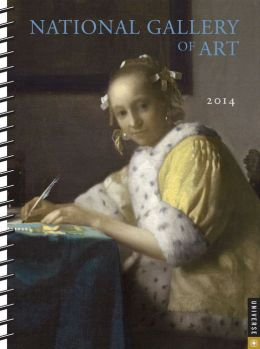 2014 National Gallery of Art Engagement Calendar