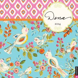 2014 Dena Wall Calendar