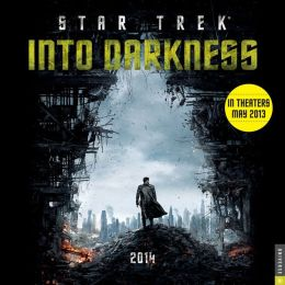 2014 Star Trek Into Darkness Wall Calendar
