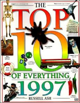 The Top Ten of Everything, 1997