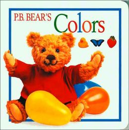 PAJAMA BEDTIME BEAR'S COLORS