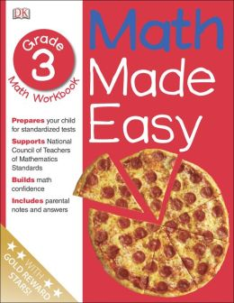 Math Made Easy: Third Grade