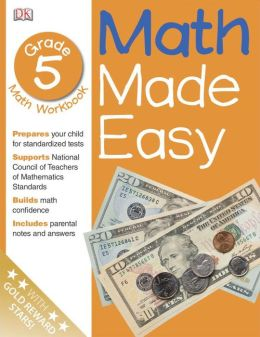 Math Made Easy: Fifth Grade