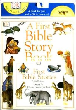 Read and Listen Books: First Bible Stories