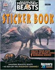 Walking With Prehistoric Beasts: Sticker Book