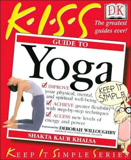 Kiss Guide to Yoga
