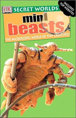 Secret Worlds: Mini Beasts