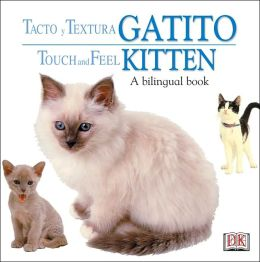 Toca Y Aprende Gatito / Touch and Feel Kitten