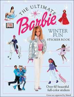 The Ultimate Barbie Winter Fun Sticker Book