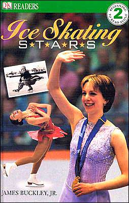 Ice Skating Stars (DK Readers Series)