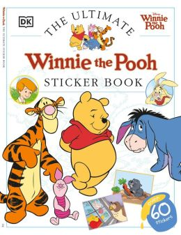 Winnie the Pooh (Ultimate Sticker Books Series)