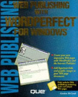 Web Publishing with WordPerfect for Windows