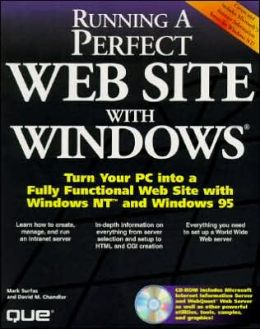 Running a Perfect Web Site with Windows NT, with CD