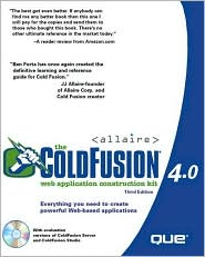 ColdFusion 4.0 Web Application Construction Kit
