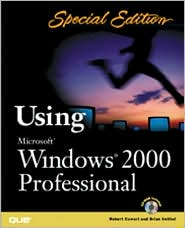 Special Edition Using Microsoft Windows 2000 Professional with CD-ROM