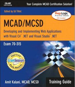 MCAD 70-315 Training Guide