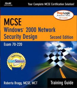 MCSE Training Guide (70-220)
