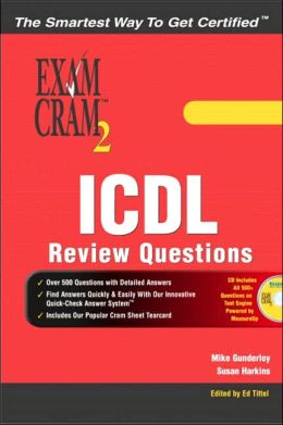 ICDL Review Questions Exam Cram 2