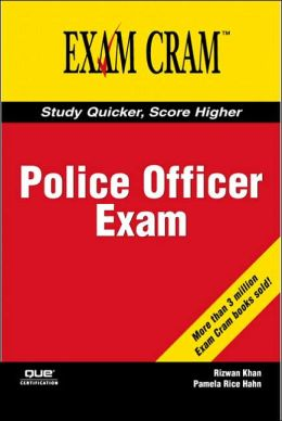 Police Officer Exam (Exam Cram)