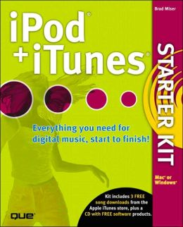 iPod + iTunes Starter Kit