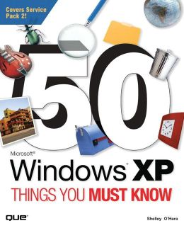 50 Windows XP Things you Must Know